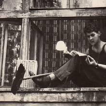 Jakub Sviták v roce 1972