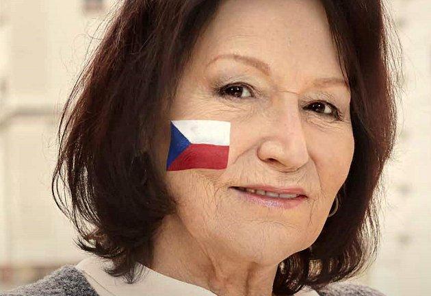 Marta Kubišová je jednou z tváří Národních oslav 100 let výročí republiky.