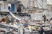 Mexiko zasáhlo další zemětřesení