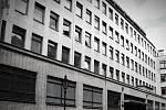 Někdejší sídlo StB v pražské Bartolomějské ulici, tzv. kachlíkárna