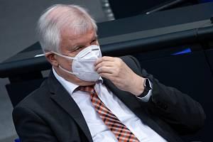 Německý ministr vnitra Horst Seehofer.