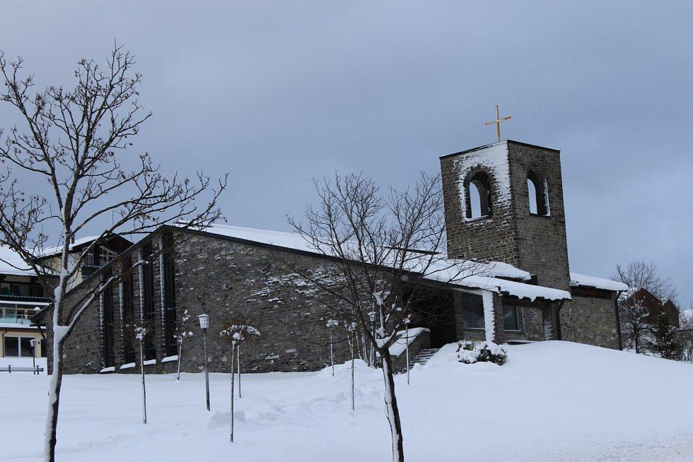 Kostel v Bad Hindelang