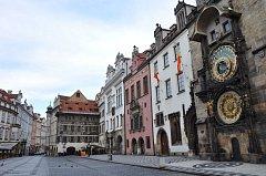 Fotka orloje a Staroměstského náměstí vybraná jako snímek dne
