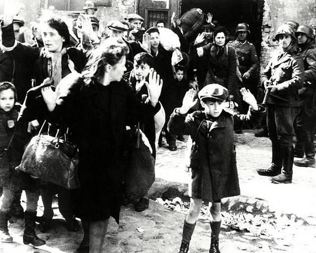 Varšavské ghetto