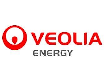 Výsledek obrázku pro veolia energie logo