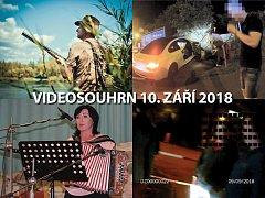 Videosouhrn 10. září 2018