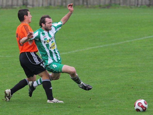 Fotbalisté Bohemians 1905 remizovali s Fulnekem 1:1.
