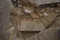 Archeologové objevili v jihoanglickém Bathu pozůstatky anglosaského kláštera