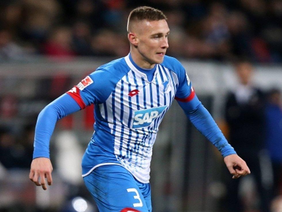 Pavel Kadeřábek z Hoffenheimu.