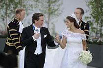 Svatba princezny Madeleine