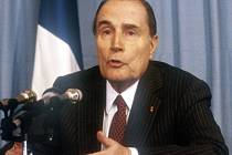 Francois Mitterrand (1916 - 1998 )