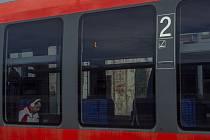 Vlak společnosti Arriva - ilustrační foto