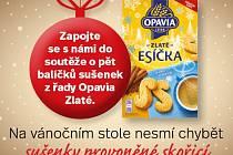 Opavia Zlaté esíčka.