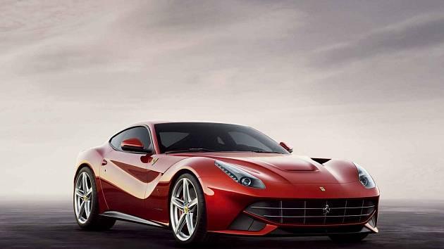 Nové Ferrari F12