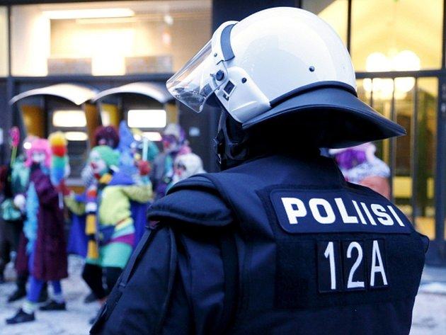 Finská policie odložila s výjimkou jednoho všechny případy údajného sexuálního obtěžování žen během silvestrovských oslav v Helsinkách. Ilustrační foto.