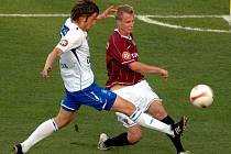 Na podzim Sparta prohrála s Mladou Boleslaví před domácím publikem 0:1.