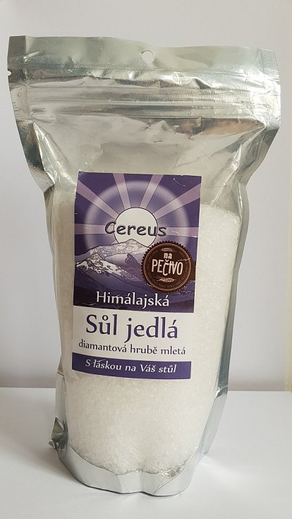 Himálajská jedná sůl od firmy Cereus