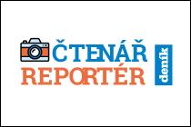 Logo čtenář reportér