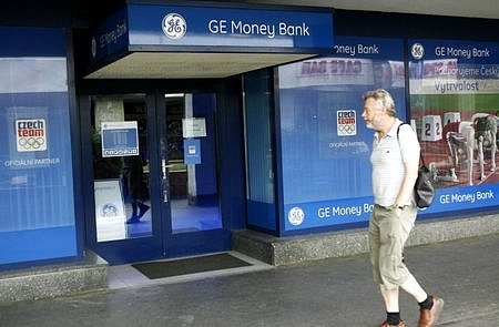 GE Money Bank. Ilustrační foto