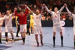 Čeští házenkáři vyhráli nad Makedonci 27:25
