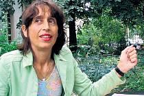 Markéta Hejkalová je především spisovatelka.