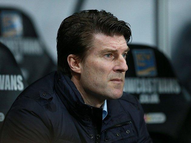 Dánský fotbalový trenér Michael Laudrup.