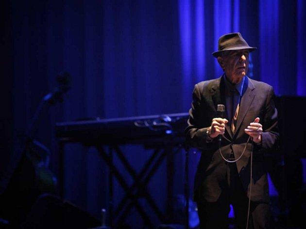 Leonard Cohen (1934-2016).