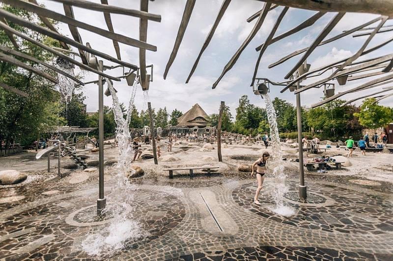Park Mirakulum ve středočeských Milovicích