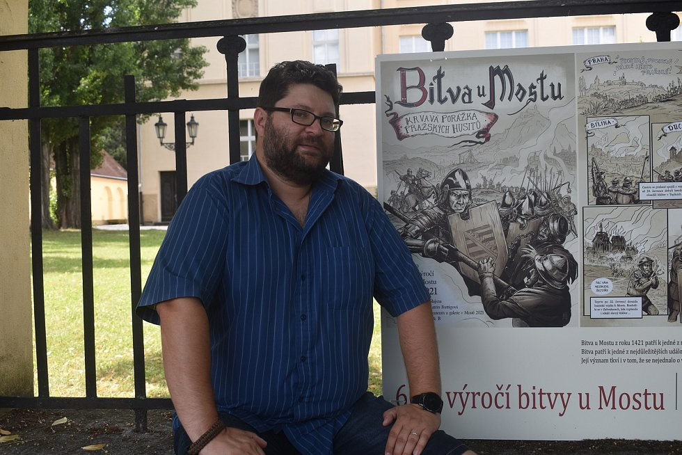 Historik Jiří Šlajsna.