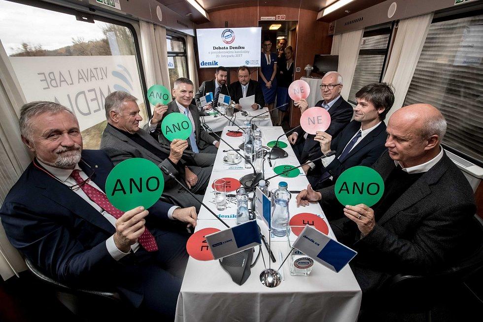 Jmenoval byste vládu, jejímiž členy by byli členové SPD?