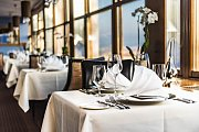 Restaurace Terasa u Zlaté studně.