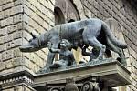 Romulus a Remus byli podle pověsti dvojčata, která založila Řím.