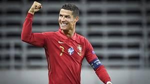 Cristiano Ronaldo je na sociálních sítí nejsledovanější sportovec světa