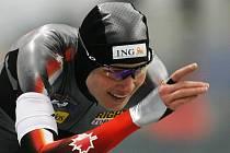 Zlatou medaili vybojovala Kanaďanka Kristina Grovesová.