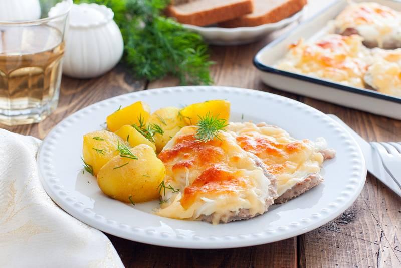Kotlety se sýrem