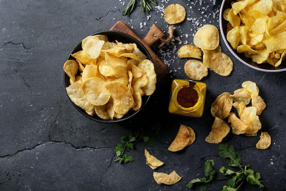 Domácí chipsy