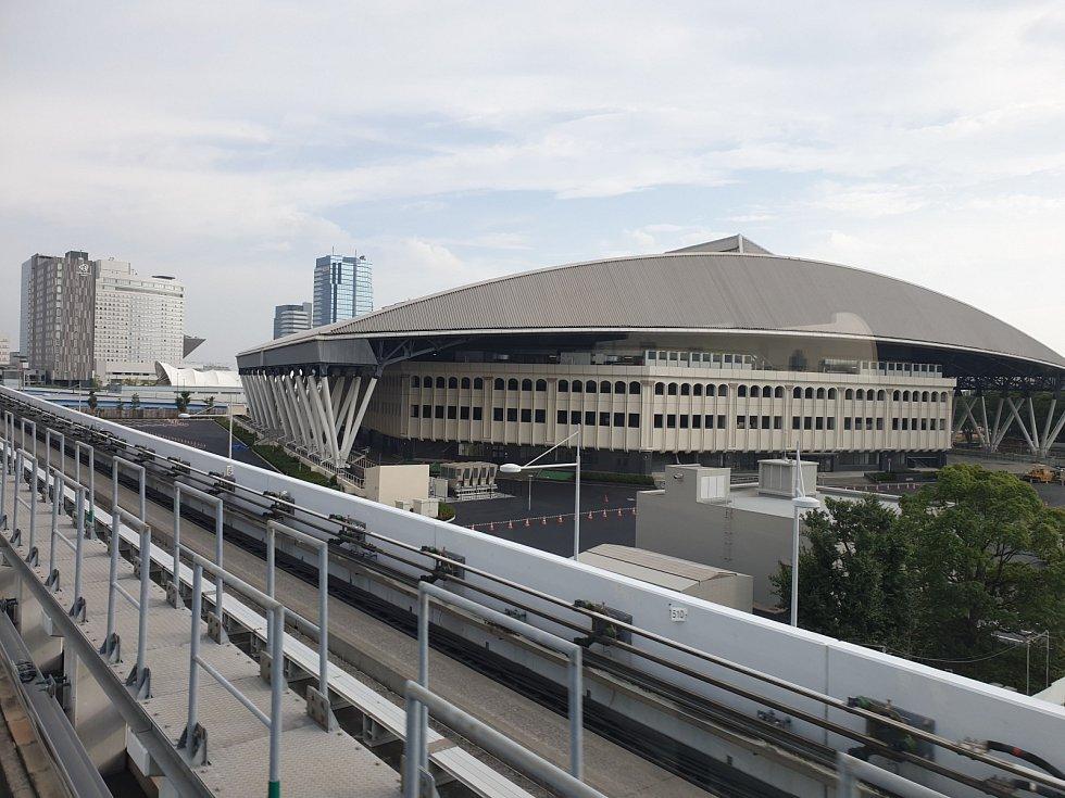 Sportoviště v Tokiu