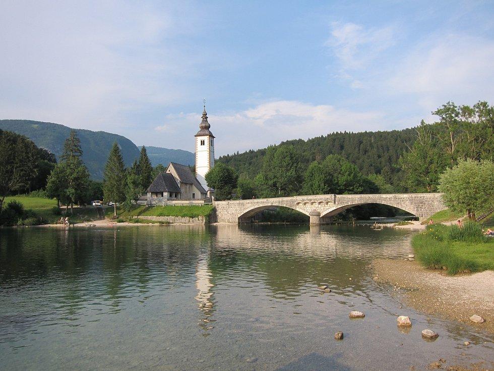 Slovinsko má jediný národní park, Triglav.