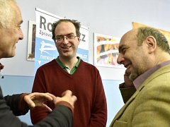 Patrick Zandl (uprostřed)