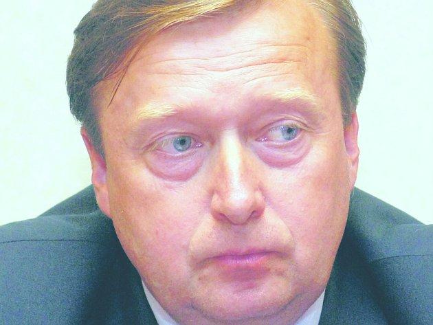 Zdeněk Chrdle, ředitel společnosti AŽD Praha.