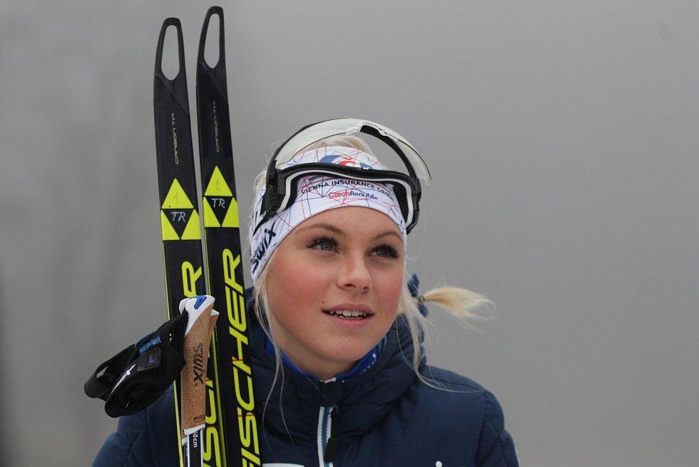 Barbora Havlíčková.