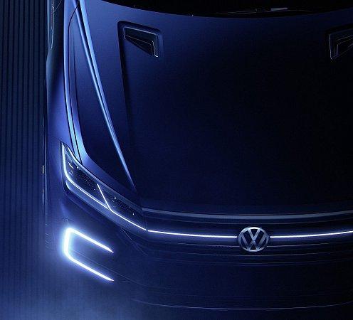 Volkswagen na autosalonu vPekingu představí koncept SUV.