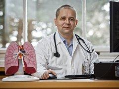 Lékař Norbert Pauk.