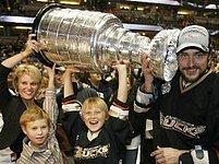 Anaheim - Ottawa: Selänne, Stanley Cup