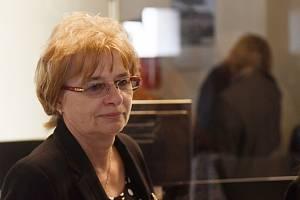 Předsedkyně Odborového svazu zdravotnictví a sociální péče ČR Dagmar Žitníková