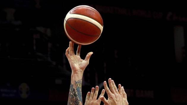 Basketbal. Ilustrační foto.