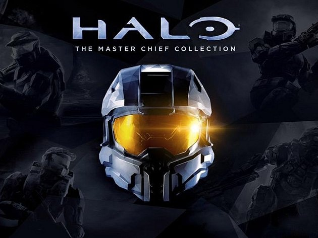 Konzolová hra Halo: The Master Chief Collection.