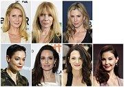 Herečky, které se ozvaly kvůli sexuálnímu obtěžování mediálního magnáta