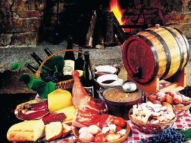 Na Istrii si užijí nejen milovníci moře a slunce, ale i turisté–gurmáni.