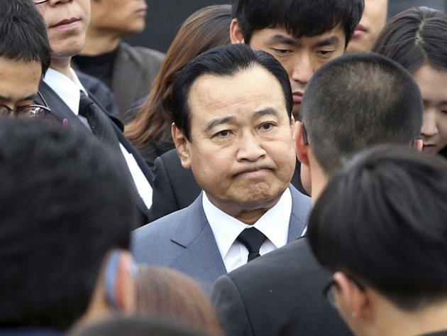 Jihokorejský premiér I Wan-ku po pouhých dvou měsících skončil v čele vlády poté, co dnes prezidentka Pak Kun-hje přijala jeho rezignaci.
